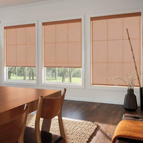 Big Sky Blinds - Blinds in a dinning area